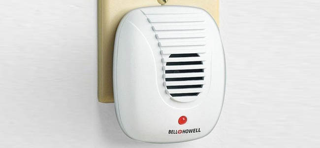bell Howell ultrasonic pest repeller