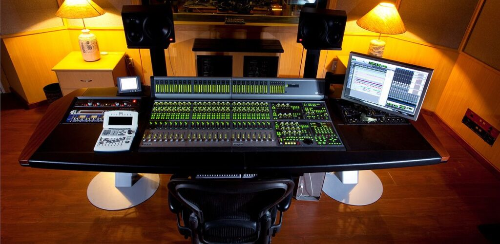 best mixing console for home studio