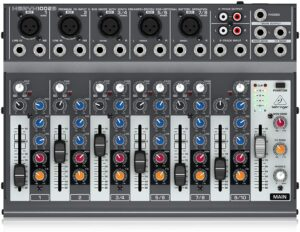 best mixing console for recording studio