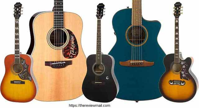 Types of Acoustic Guitars