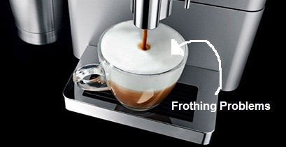 Frothing Problems